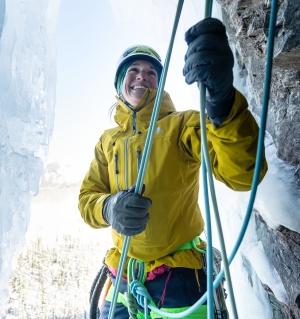 Shivling Klettern