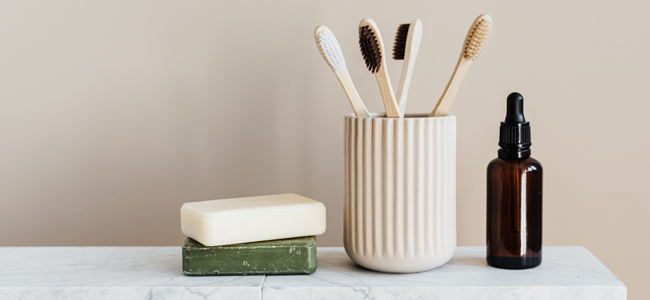 Nachhaltige Hygieneprodukte