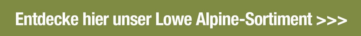 Lowe Alpine-Sortiment