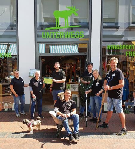 Gewinnerbild-Das Graften-Team aus Jever