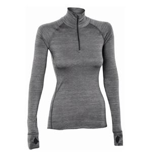 Women 1.5 All Season LS Zip Shirt