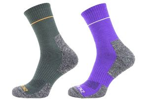 Solo Quickdry Ankle Lenght Sock