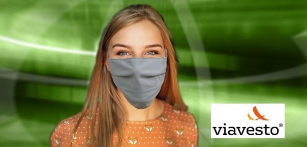 Viavesto Nase-Mund Maske