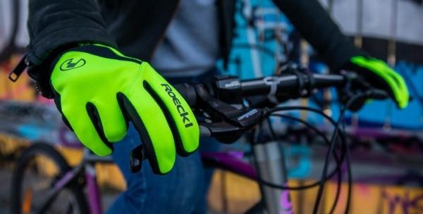 Radhandschuhe von Roeckl Sports