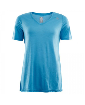 Lightwool T-Shirt Loose Fit Woman