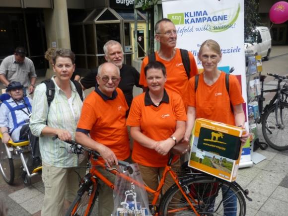 Kletterausrüstung Bielefeld : Das stadtradeln in bielefeld hat ein ende gefunden wir zeigen