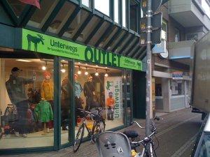 Kletterausrüstung Outlet : Unterwegs outlet mit neuem gesicht und lange einkaufsnacht in bremen
