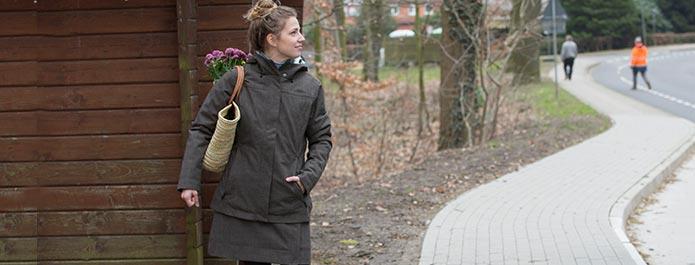 low priced 1f4db d5c19 Damen Wintermantel von elkline