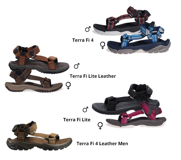 official photos 48a8e e182b Outdoor Sandalen von Teva