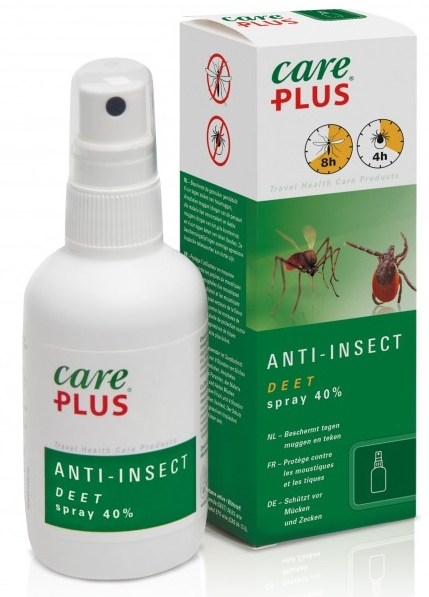 carePlus Deet Anti Insect Spray 40% carePlus Deet Anti Insect Spray 40% Deet Anti Insect Spray 40% ()