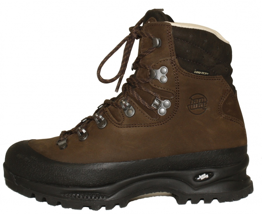 Hanwag Womens Banks Ii Lady GTX High Rise Hiking Shoes