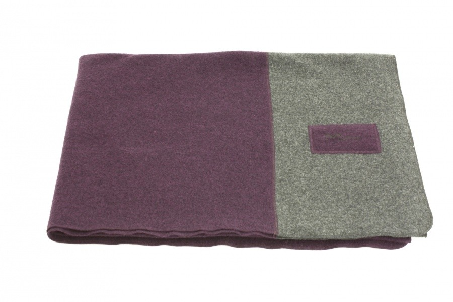 Mufflon Mu-Blanket Mufflon Mu-Blanket Farbe / color: lila/anthrazit ()