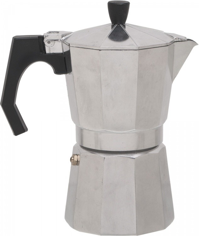 Basic Nature Espresso Maker Bellanapoli Basic Nature Espresso Maker Bellanapoli Farbe / color: silber ()
