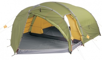 Exped Venus III DLX Plus Exped Venus III DLX Plus Farbe / color: green ()