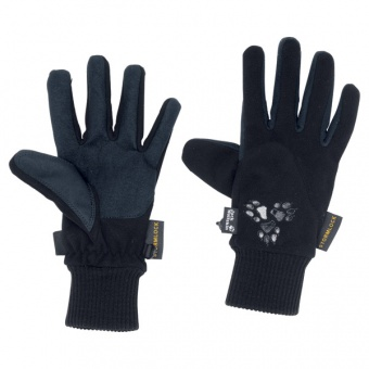 Jack Wolfskin Stormlock Glove Women Jack Wolfskin Stormlock Glove Women Farbe / color: black ()