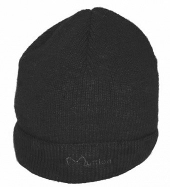 Mufflon Mu-Ice Cap Mufflon Mu-Ice Cap Farbe / color: black ()