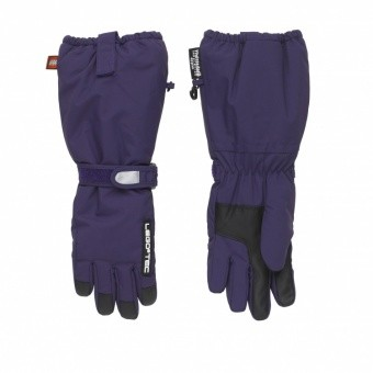 LEGO wear Arnold 613 Gloves with membram / Skihandschuh für Kinder LEGO wear Arnold 613 Gloves with membram / Skihandschuh für Kinder Farbe / color: aubergine ()