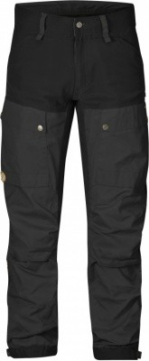 Fjällräven Keb Trousers Fjällräven Keb Trousers Farbe / color: black/dark grey ()