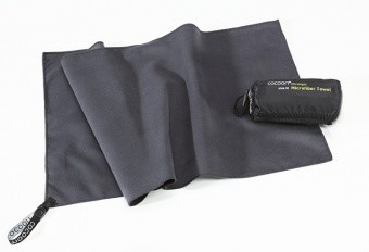 Cocoon Microfiber Towel Ultralight Cocoon Microfiber Towel Ultralight Farbe / color: manatee grey ()