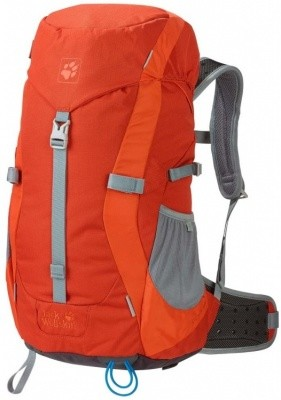 Jack Wolfskin Kids Alpine Trail Jack Wolfskin Kids Alpine Trail Farbe / color: dark satsuma ()