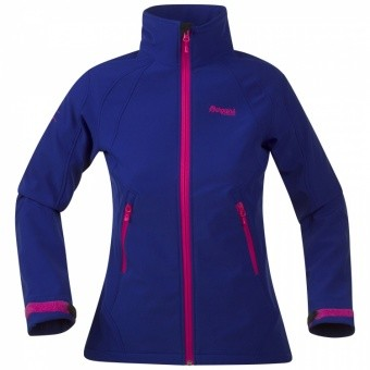 Bergans Nusfjord Lady Jacket Bergans Nusfjord Lady Jacket Farbe / color: ink blue/hot pink ()