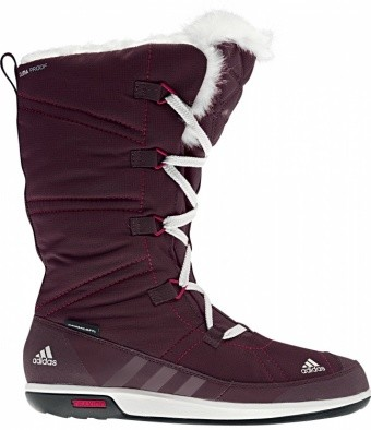 Adidas Choleah Laceup CP PL Women Adidas Choleah Laceup CP PL Women Farbe / color: dark burgundy/bright pink/dark burgundy ()