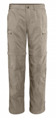 VAUDE Mens Farley Zip Off Pants IV VAUDE Mens Farley Zip Off Pants IV Farbe / color: muddy ()