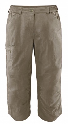 VAUDE Womens Farley Capri Pants IV VAUDE Womens Farley Capri Pants IV Farbe / color: muddy ()