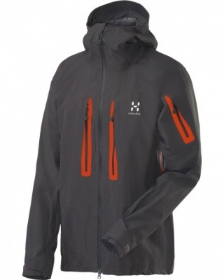 Haglöfs Roc High Jacket Haglöfs Roc High Jacket Farbe / color: magnetite 2AT ()