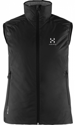 Haglöfs Barrier III Vest Women Haglöfs Barrier III Vest Women Farbe / color: true black/magnetite 2CT ()