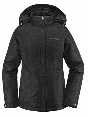 VAUDE Womens Limford Jacket VAUDE Womens Limford Jacket Farbe / color: black ()