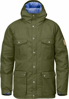 Fjällräven Greenland Down Jacket Fjällräven Greenland Down Jacket Farbe / color: green ()
