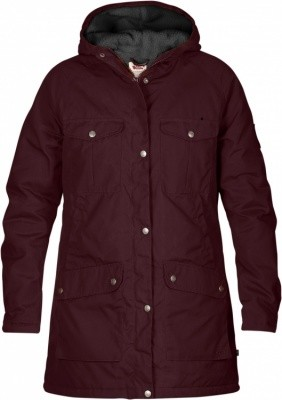 Fjällräven Greenland Winter Parka Women Fjällräven Greenland Winter Parka Women Farbe / color: dark garnet ()