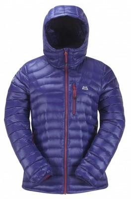 Mountain Equipment Womens Arete Hooded Jacket, Ohne ...
