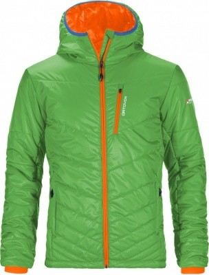 Ortovox Swisswool Jacket Piz Bianco Ortovox Swisswool Jacket Piz Bianco Farbe / color: absolute green ()