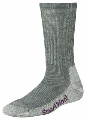 Smartwool Womens Hike Light Crew Smartwool Womens Hike Light Crew Farbe / color: light gray ()