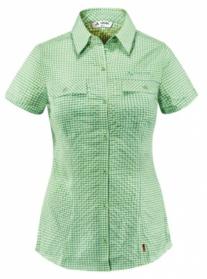 VAUDE Womens Sura Shirt II VAUDE Womens Sura Shirt II Farbe / color: soft green ()