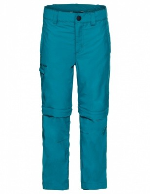 VAUDE Kids Detective ZO Pants II VAUDE Kids Detective ZO Pants II Farbe / color: alpine lake ()