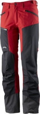 Lundhags Antjah Womens Pant Lundhags Antjah Womens Pant Farbe / color: red ()