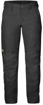 Fjällräven Nilla Trousers Women Fjällräven Nilla Trousers Women Farbe / color: dark grey ()