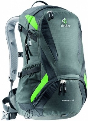 Deuter Futura 28 Deuter Futura 28 Farbe / color: granite-black ()