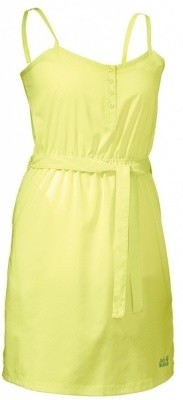 Jack Wolfskin Toluca Dress Jack Wolfskin Toluca Dress Farbe / color: fresh lemon ()