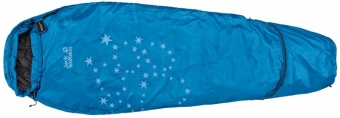 Jack Wolfskin Grow Up Star Jack Wolfskin Grow Up Star Farbe / color: electric blue ()