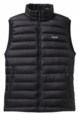 Patagonia Mens Down Sweater Vest Patagonia Mens Down Sweater Vest Farbe / color: black BLK ()