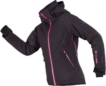 R'adys R1 Womens Loft Tech Jacket R'adys R1 Womens Loft Tech Jacket Farbe / color: black ()