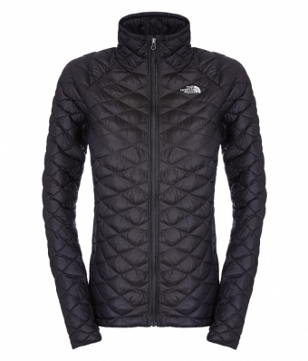The North Face Womens Thermoball Full Zip Jacket The North Face Womens Thermoball Full Zip Jacket Farbe / color: tnf black JK3 ()