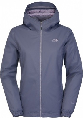 The North Face Womens Quest Insulated Jacket The North Face Womens Quest Insulated Jacket Farbe / color: greystone blue ()