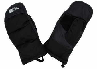 The North Face Nuptse Mitt The North Face Nuptse Mitt Farbe / color: tnf black ()