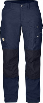 Fjällräven Barents Pro Trousers Women Fjällräven Barents Pro Trousers Women Farbe / color: storm/night sky ()
