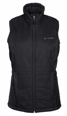 VAUDE Womens Sulit Insulation Vest VAUDE Womens Sulit Insulation Vest Farbe / color: black ()